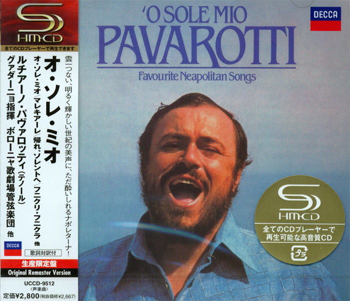 O Sole Mio - Favourite Neapolitan Songs